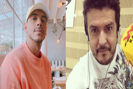 Blanco de críticas hacia el cantante Manuel Medrano