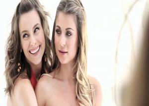 Dos gotas de agua: Ludwika y Dominika Paleta