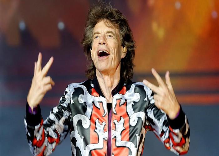 Recuperación exitosa del líder de los Rolling Stones: Mick Jagger